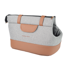 Argi torba do noszenia psa - Classic - Light Gray