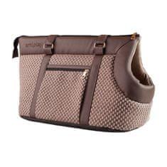 Argi torba do noszenia psa - Morgan - Brown