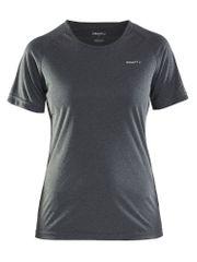 Craft ženska majica Prime, temno siva