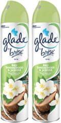 Glade Spray Szantálfa Baliról 2x 300 ml