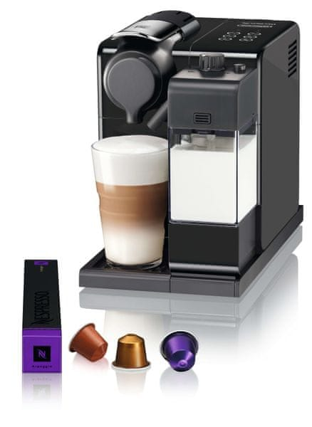 Nespresso De'Longhi Lattissima Touch EN 560.BK