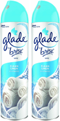 Glade Spray Vôňa čistoty 2x 300 ml