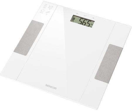 SENCOR Osobná fitness váha SBS 5051WH