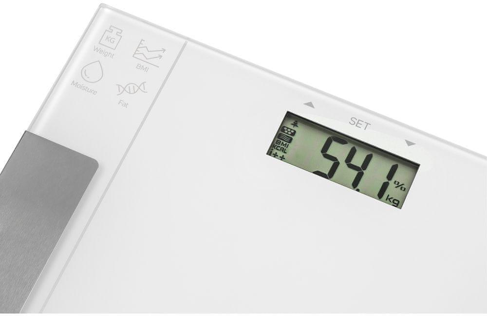 SENCOR Osobní fitness váha SBS 5051WH - zánovní