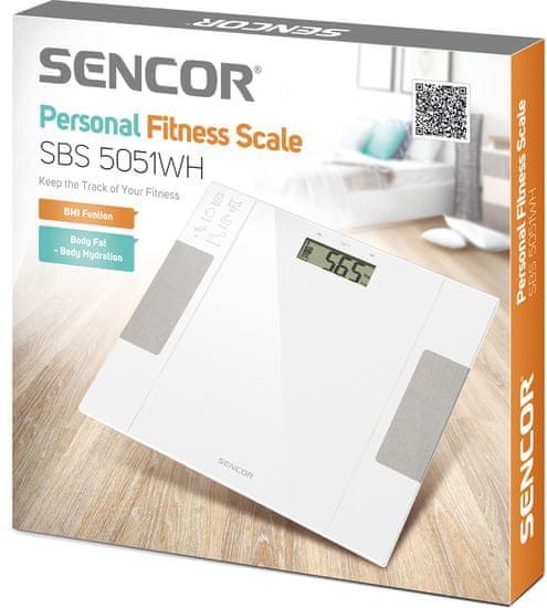 SENCOR Waga fitness
