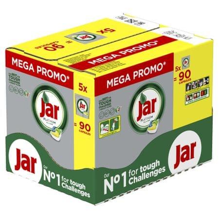 Jar kapsule Platinum Power, 90 kosov