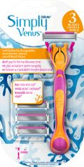 Gillette Venus Razor + Cartridge 3