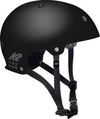 K2 Varsity Black S (48-54 cm)