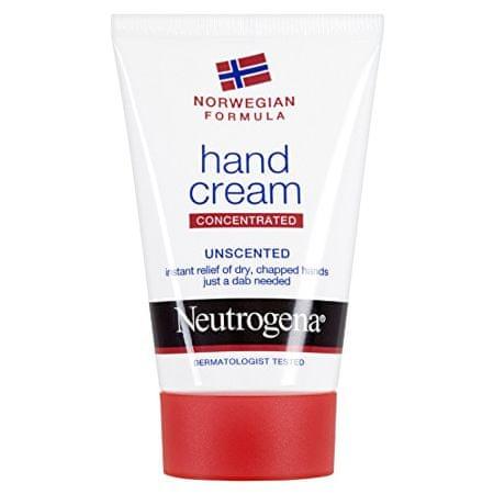 Neutrogena Krém na ruce neparfémovaný (Hand Cream Concentrated) 50 ml