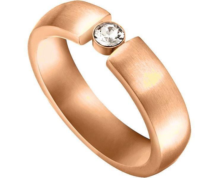 Esprit Bronzový prsten Laurel ESRG0014261 57 mm