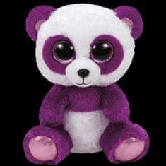 TY igrača Beanie Boos panda BOOM BOOM, 24 cm - Medium