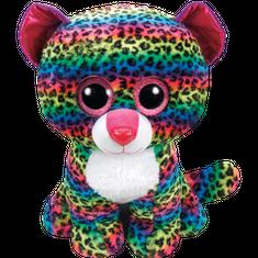 TY Beanie Boos DOTTY - tarka leopárd 62 cm d2fd9990f5
