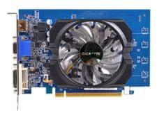 Gigabyte grafična kartica GeForce GT 730, 2GB GDDR5, PCI-E 2.0 (GV-N730D5-2GI)