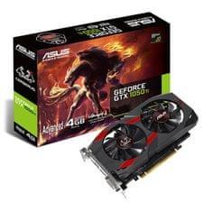 Asus grafična kartica Cerberus GeForce GTX 1050 Ti Advanced, 4GB GDDR5