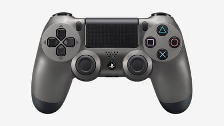 SONY PS4 4 DualShock 4 Controller Steel Black (PS719868262)
