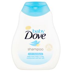 Baby Dove Rich Moisture šampon 200ml