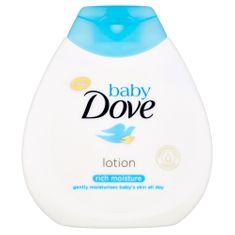 Baby Dove Rich Moisture tělové mléko 200ml