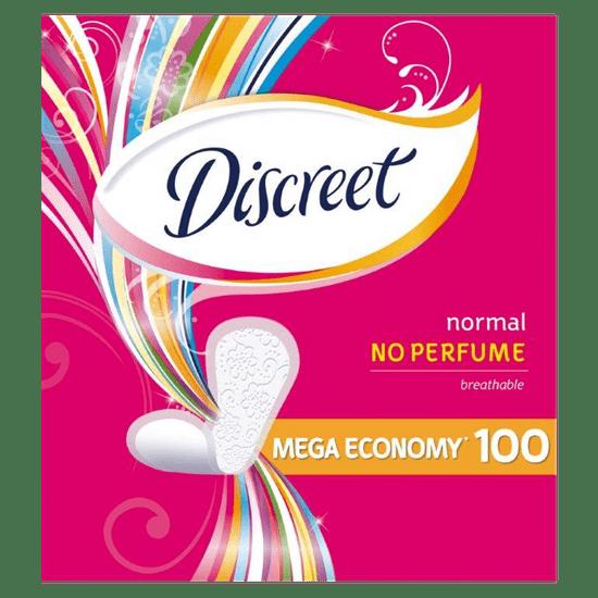 Discreet Intímky bez vône 100 ks