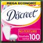 2 - Discreet Intimky bez vůně 100 ks