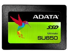 A-Data SSD disk SU650, 240GB, 3D, NAND