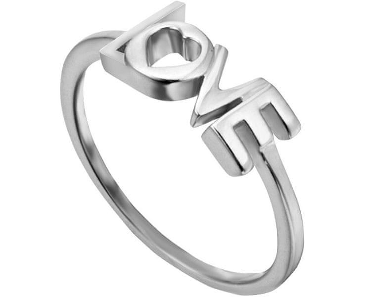 Esprit Stříbrný prsten Love Amory ESRG0023111 (Obvod 57 mm) stříbro 925/1000