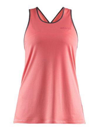 Craft ženska spodnja majica Eaze, roza, XS