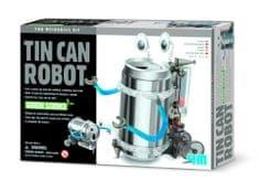 4M Robot z plechovky