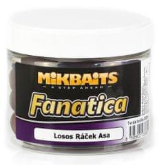 Mikbaits Boilies Fanatica Extra Hard Losos Ráčik Asa 300 ml