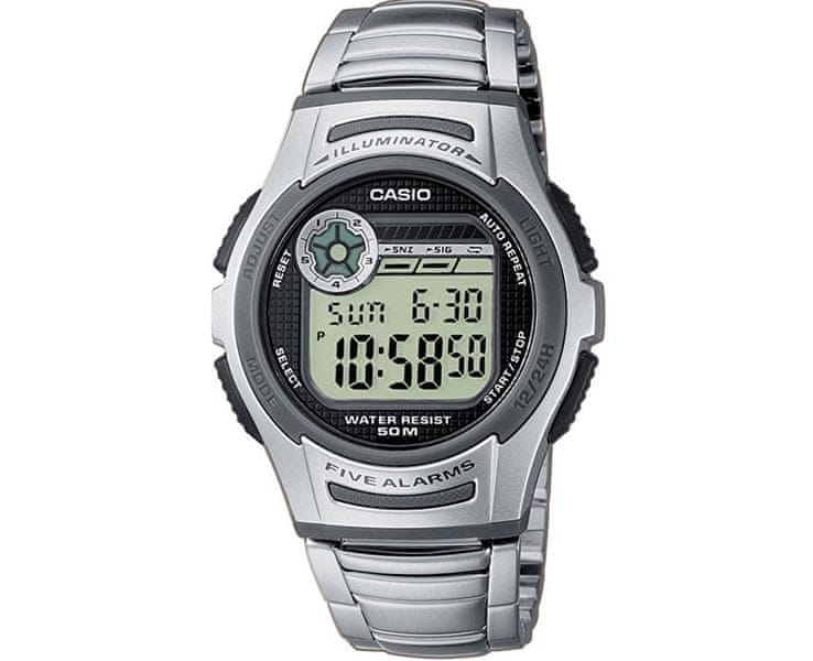 Casio Collection W-213D-1AVEF