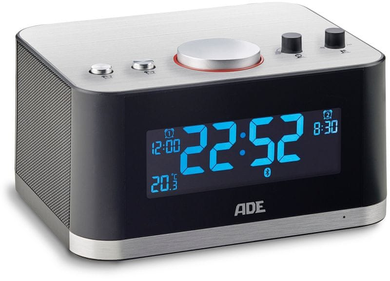ADE CK 1706 s USB, AUX, micro SD