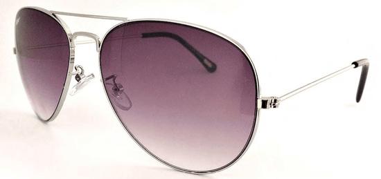 Zippo sončna očala OB36-01, krom