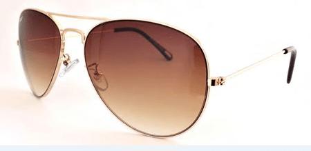 Zippo sončna očala OB36-02, zlata