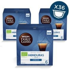 NESCAFÉ Dolce Gusto® kávové kapsle Honduras 3balení
