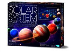4M Vyrob si velkou sluneční soustavu