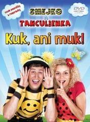 Smejko a Tanculienka: Kuk, ani muk!   - DVD