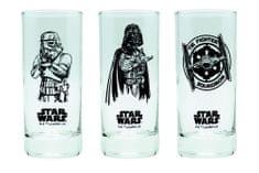 Sklenice Star Wars (set 3ks)