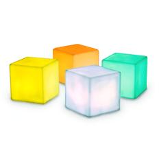 Epic Design Colour Changing Mood Blocks (pk 4)