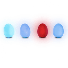 Epic Design Colour Changing Eggs (pk 4)