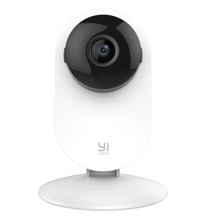 Yi hišna WiFi kamera 1080P, bela