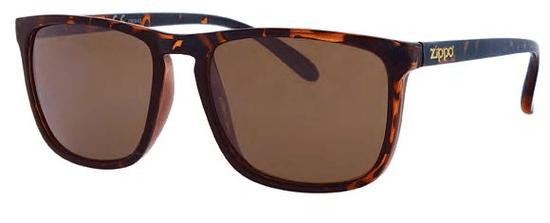 Zippo sončna očala OB39-03, rjava