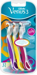 Gillette Venus3 Dispo 3 Multicolor