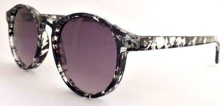 Zippo sončna očala OB41-01, črno-bela
