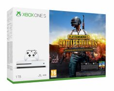 Microsoft Xbox One S 1TB + PlayerUnknown's Battlegrounds