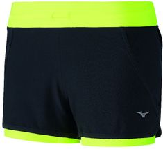 Mizuno Mujin 4.5. 2In1 Short