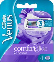 Gillette  Venus Breeze náhradné hlavice 4 ks
