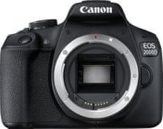 Canon EOS 2000D Body (2728C001) + Cashback 1200 Kč! + 500 Kč na fotoslužby