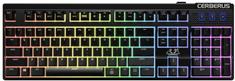 Asus keyboard Cerberus Mech RGB RED CZ (90YH0191-B2CA00)