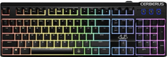Asus keyboard Cerberus Mech RGB BROWN US (90YH0192-B2UA00)