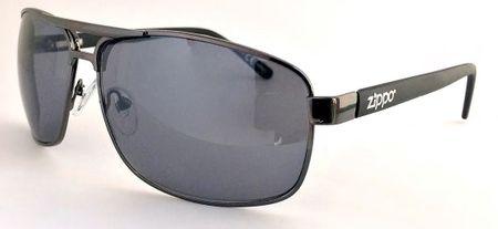 Zippo sončna očala OB44-01, črna