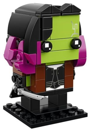LEGO BrickHeadz 41607 - Gamora